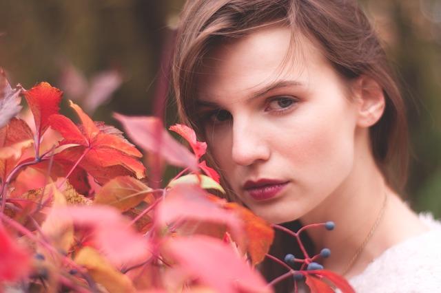 魅惑的な美女
