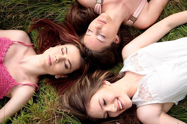 3人の美女