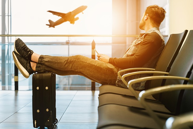 人生をさまよう旅人