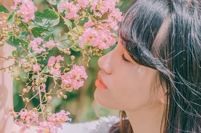 この世で美しく花開く人になる